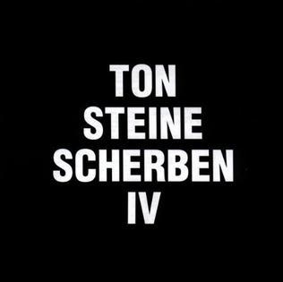 <i>IV</i> (Ton Steine Scherben album) 1981 studio album by Ton Steine Scherben