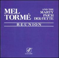 Mel Tormé and The Marty Paich Dek-Tette Lulu's Back In Town