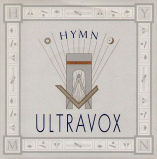 Ultravox vienna single cover