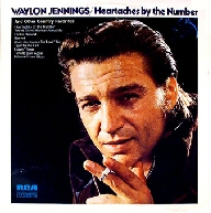 Waylon Jennings Heartaches by the Number cover.jpg