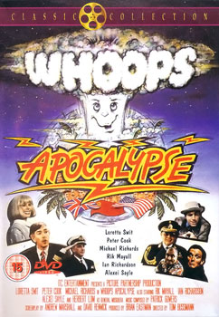 Whoops Apocalypse! Cover