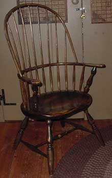 File:Windsor Chair Sack Back Armchair Cr