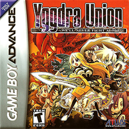 yggdra union well never fight alone