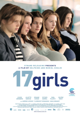 file girls posterpng wikipedia the free encyclopedia 17 Girls 300x442