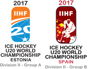vendible 100% de alta calidad elige genuino 2017 World Junior Ice Hockey Championships – Division II ...