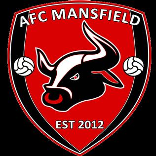 A.F.C. Mansfield Association football club in England
