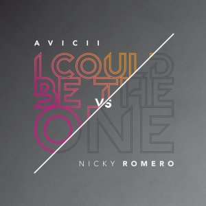 Avicii & Nicky Romero - I Could Be the One (studio acapella)