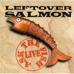 Leftover Salmon Fish Cakes Recipe
