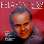 1989 live album by Harry Belafonte