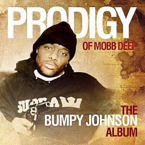 <i>The Bumpy Johnson Album</i> 2012 studio album by Prodigy