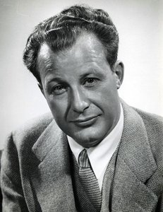 Portrait of Clifton Fadiman