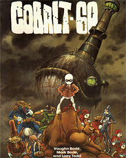 Cobalt 60 (comics) - Wikipedia, the free encyclopedia