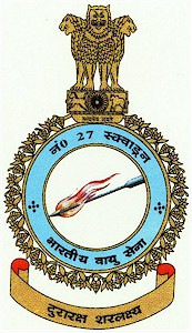 No. 27 Squadron IAF