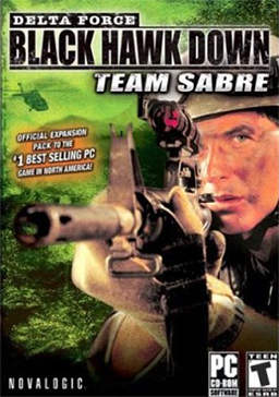 Delta Force - Black Hawk Down - Team Sabre Coverart.png