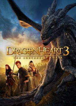 Coração de Dragão 3 – A Maldição do Feiticeiro Dublado