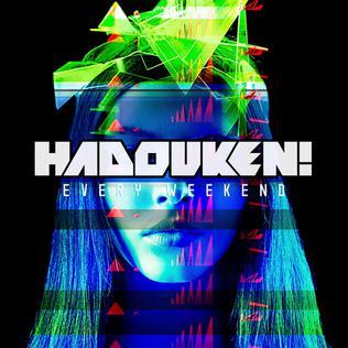 <i>Every Weekend</i> 2013 studio album by Hadouken!