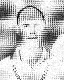 Guy Overton New Zealand cricketer