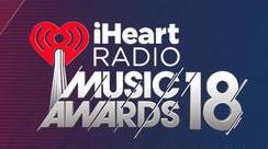 2018 iHeartRadio Music Awards award