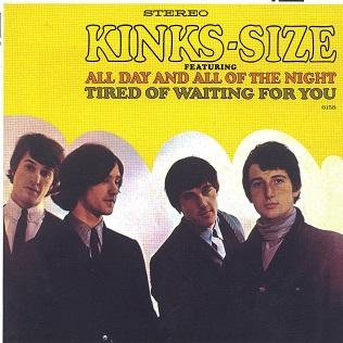 <i>Kinks-Size</i> 1965 studio album by the Kinks