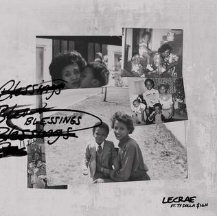 Blessings (Lecrae song) single by Lecrae