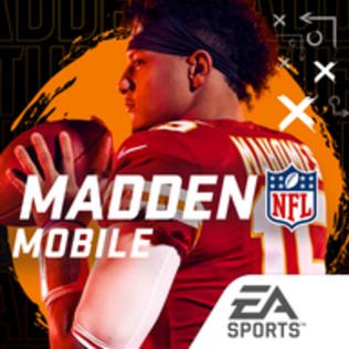 <i>Madden NFL Mobile</i> 2014 mobile video game