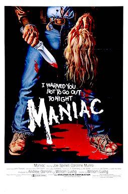Les plus belles affiches de cinéma - Page 4 Maniac_(1980)