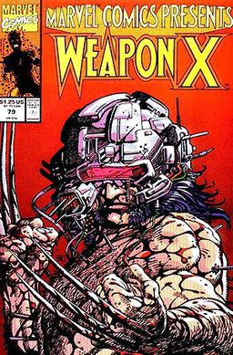 Weapon X (story arc)