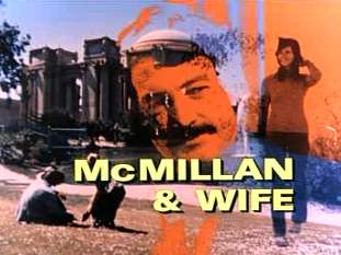 <i>McMillan & Wife</i> American police procedural television series