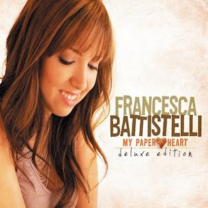 My Paper Heart Album Francesca Battistelli Tour - image 2