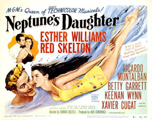 <i>Neptunes Daughter</i> (1949 film) 1950 film by Edward Buzzell