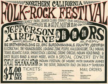 Northern California Folk Rock Festival 1968 Wikipedia