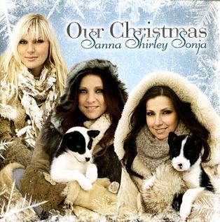 <i>Our Christmas</i> 2008 studio album by Sanna Nielsen, Shirley Clamp & Sonja Aldén