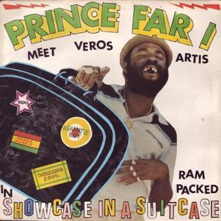<i>Showcase in a Suitcase</i> 1980 studio album by Prince Far I meets Veros Artis