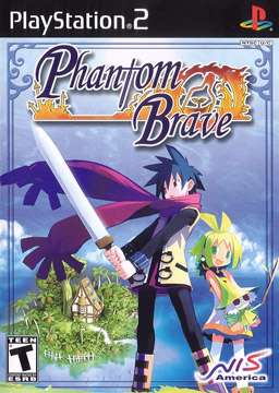 Picture of a game: Phantom Brave