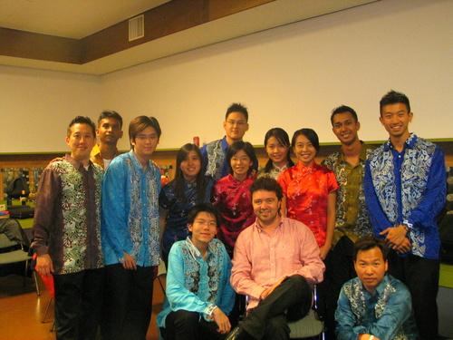 Singapore Wind Symphony's Percussion Ensemble - Wikipedia