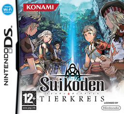 <i>Suikoden Tierkreis</i> role-playing video game