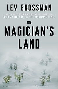 The Magician's Land - Wikipedia