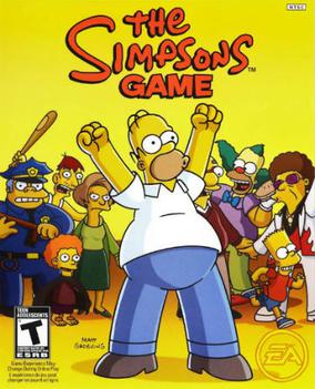 The Simpsons Game Wikipedia