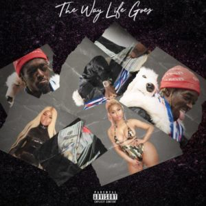 The Way Life Goes (song) 2017 single by American rapper Lil Uzi Vert