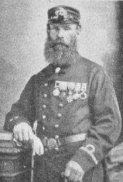 William Thomas Rickard Recipient of the Victoria Cross