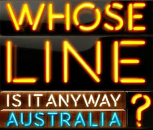 <i>Whose Line Is It Anyway? Australia</i> television series