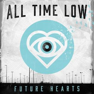 <i>Future Hearts</i> 2015 studio album by All Time Low