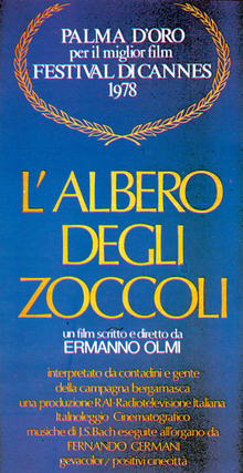 FILM LALBERO DEGLI ZOCCOLI SCARICA