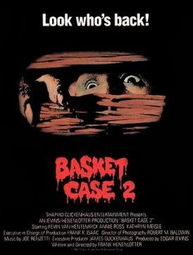 Basket Case 2 (1990) movie poster