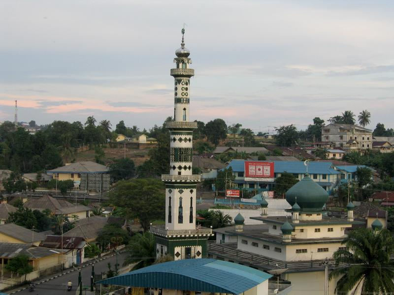 Bintan Island indonesia, mosque