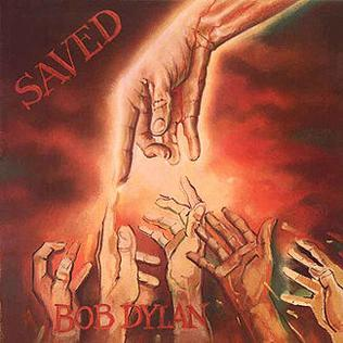 <i>Saved</i> (album) album by Bob Dylan