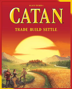 Picture of a game: The Settlers Of Catan