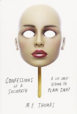 Picture of a book: Confessions Of A Sociopath