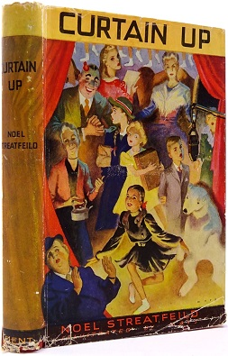 <i>Curtain Up</i> (novel) novel