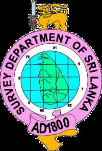 Survey Department Of Sri Lanka Wikipedia